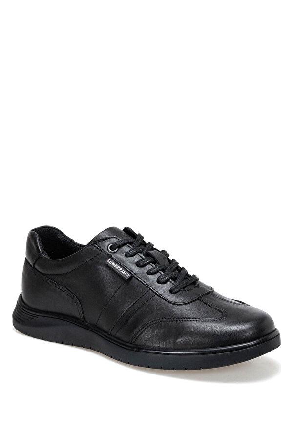 Lumberjack MAURO Siyah Erkek Günlük Ayakkabı