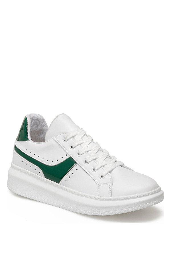 Butigo HERMOSA Yeşil Kadın Havuz Taban Sneaker