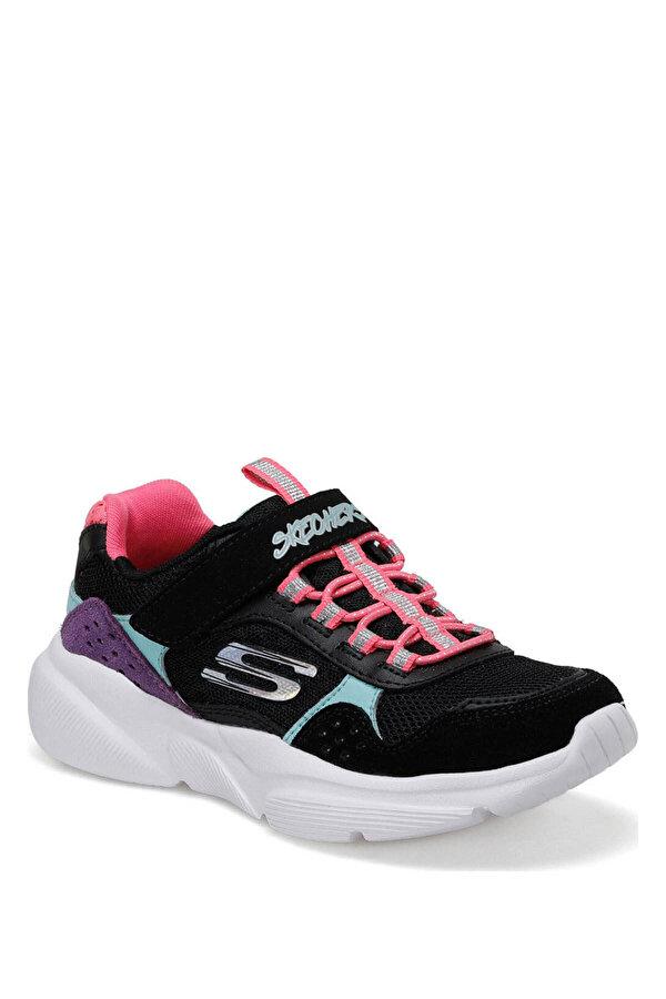 Skechers MERIDIAN Siyah Erkek Çocuk Sneaker Ayakkabı