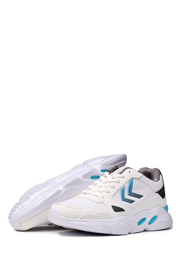 Hummel HMLYORK LIFESTYLE SHOES-1 Beyaz Erkek Sneaker Ayakkabı