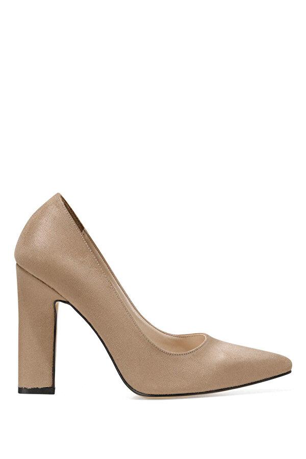 Nine West FLAMUR Vizon Kadın Topuklu Sandalet