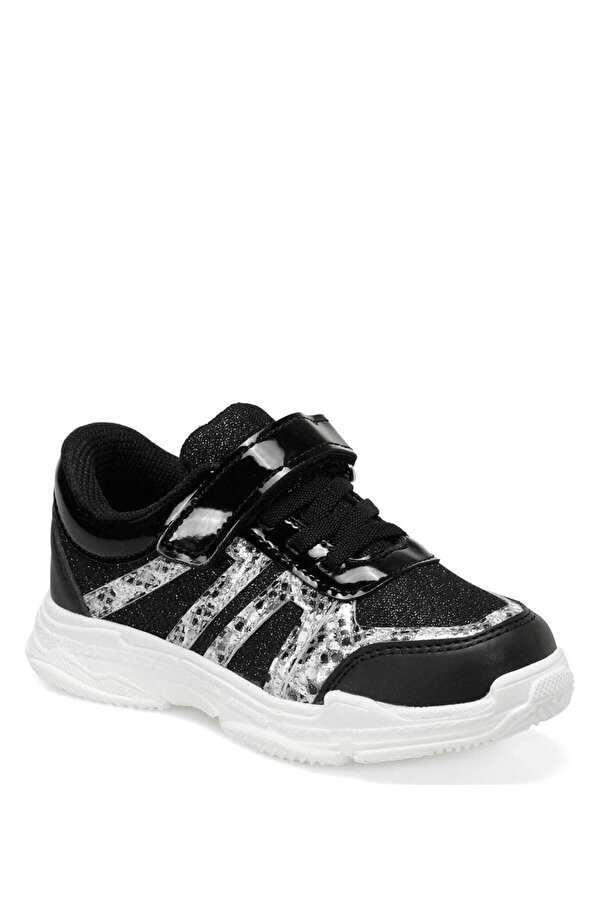 Seventeen KULİ.P Siyah Kız Çocuk Fashion Sneaker