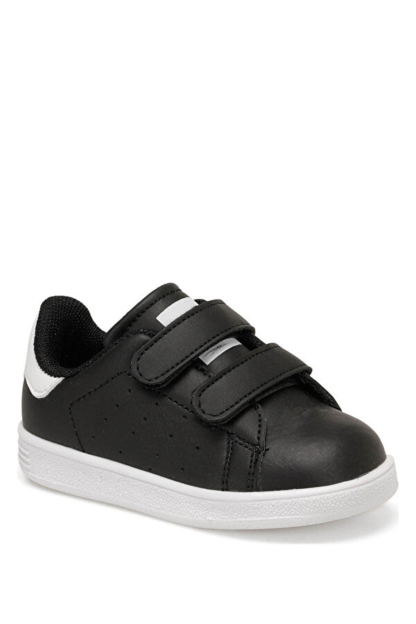 Slazenger FUAT Siyah Unisex Çocuk Kalın Tabanlı Sneaker