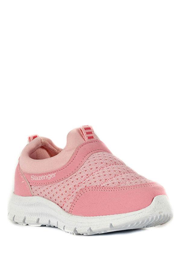 Slazenger EVA Pembe Kız Çocuk Kalın Tabanlı Sneaker