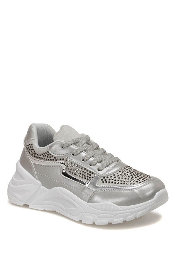 Butigo 20SF-764 Gümüş Kadın Fashion Sneaker