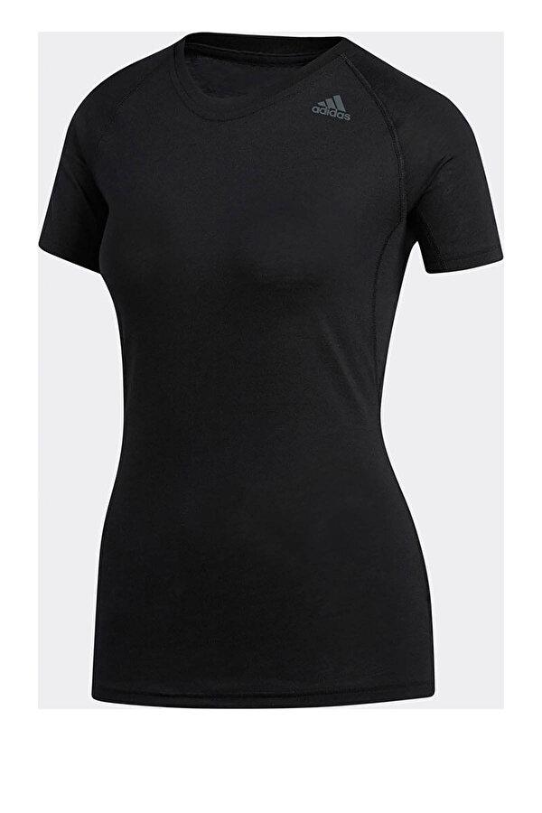 Adidas PRIME 2.0 SS T Siyah Kadın Kısa Kol Tişört