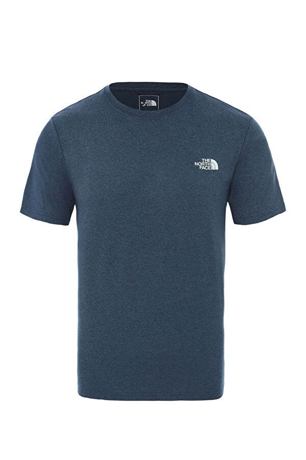 THE NORTH FACE NF0A3RX31LG1 Mavi Erkek T-Shirt