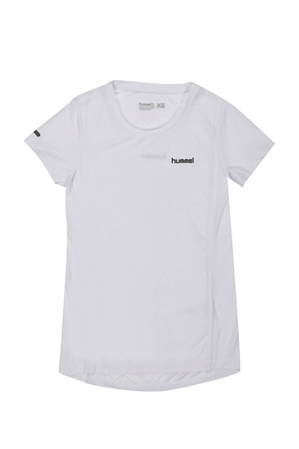 Hummel HMLFUSEL T-SHIRT S/S Beyaz Kadın T-Shirt