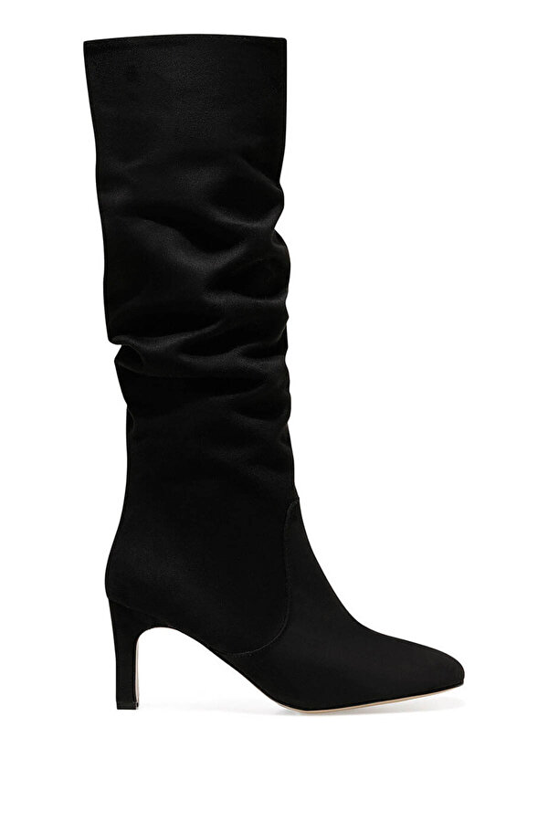 Nine West CAMOSA Siyah Kadın Topuklu Çizme