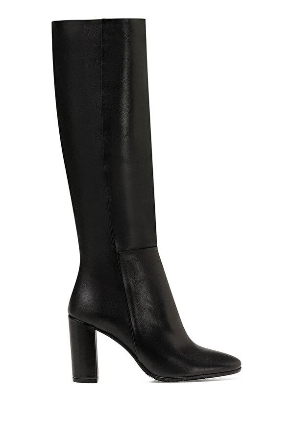 Nine West PRILLI Siyah Kadın Topuklu Çizme