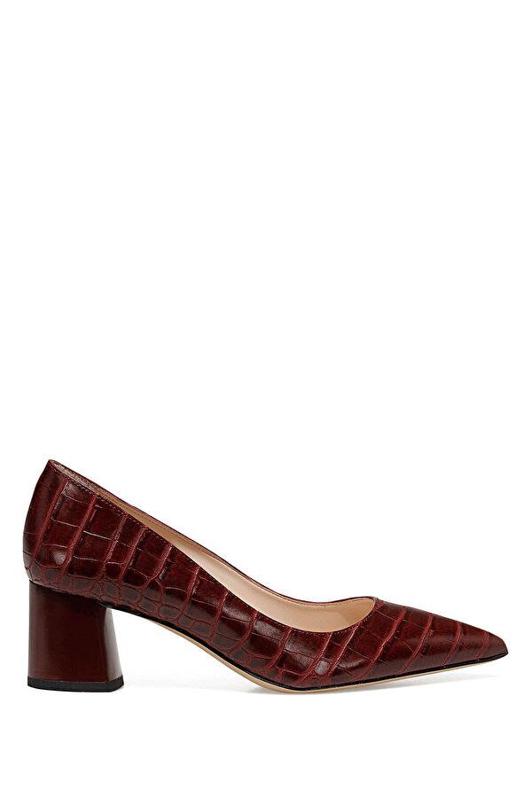 Nine West RUBINA2 Bordo Kadın Gova Ayakkabı