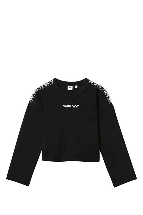 Vans BRAND STRIPER CREW Siyah Kadın Sweatshirt