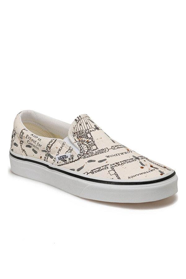 Vans UA CLASSIC SLIP-ON Beyaz Kız Çocuk Sneaker