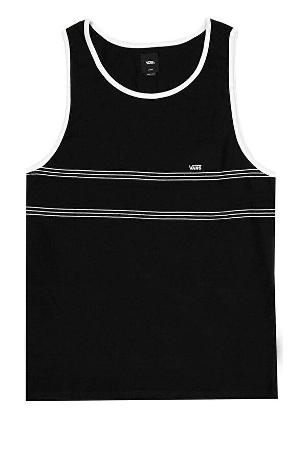 Vans CALDWELL STRIPE TANK Siyah Erkek Kolsuz T-Shirt