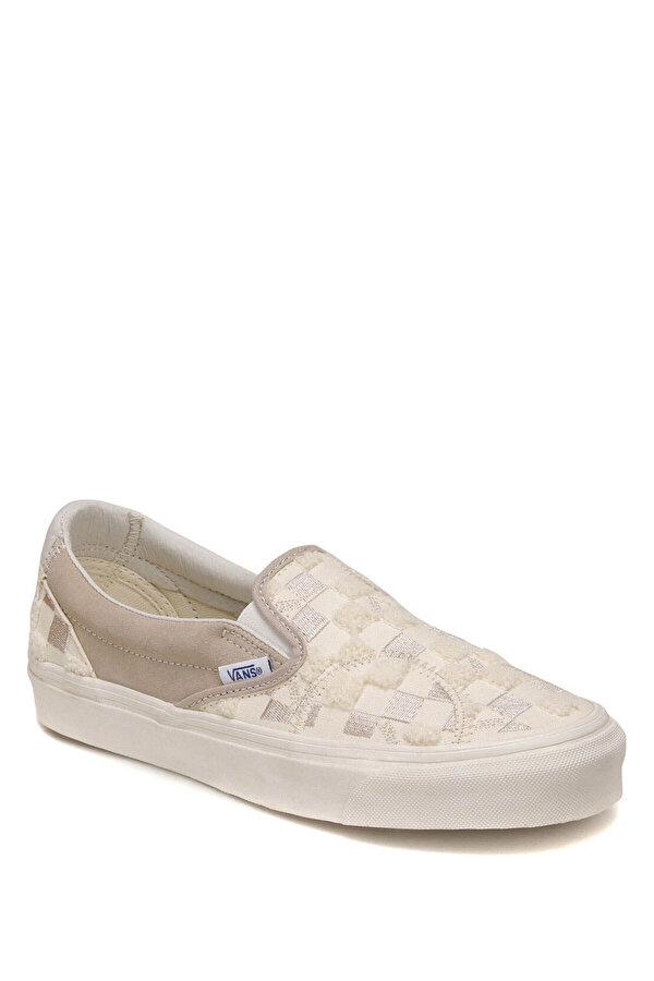 Vans UA CLASSIC SLIP-ON BRICOL Beyaz Erkek Sneaker