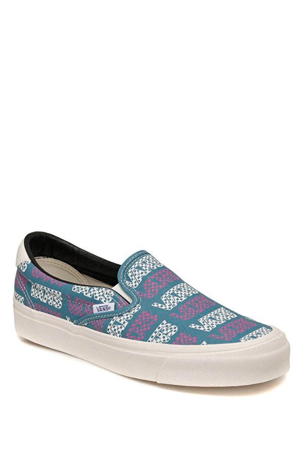 Vans UA OG SLIP-ON 59 LX Mavi Erkek Sneaker Ayakkabı