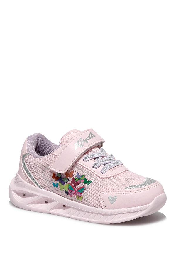 Kinetix ELIO 1FX Pembe Kız Çocuk Yürüyüş Ayakkabısı