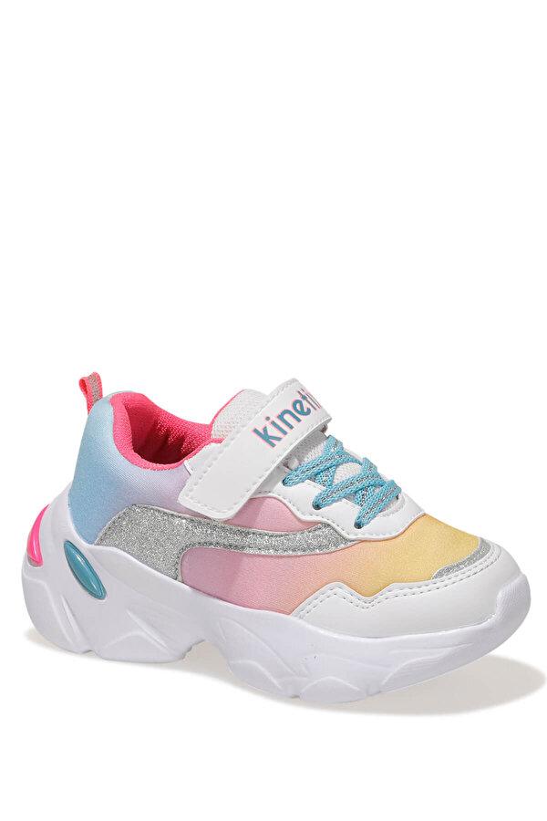 Kinetix GIANNA 1FX Beyaz Kız Çocuk Yürüyüş Ayakkabısı