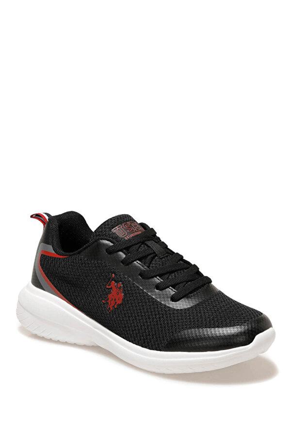 U.S. Polo Assn. ORMOND Siyah Kadın Comfort Ayakkabı
