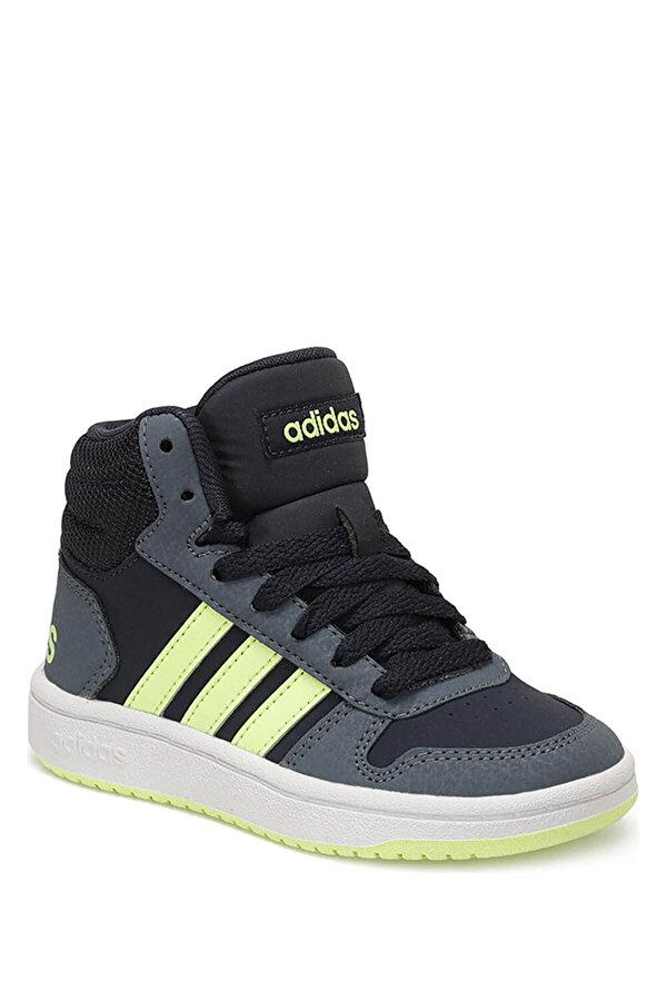 adidas HOOPS MID 2.0 K Lacivert Erkek Çocuk Sneaker Hi