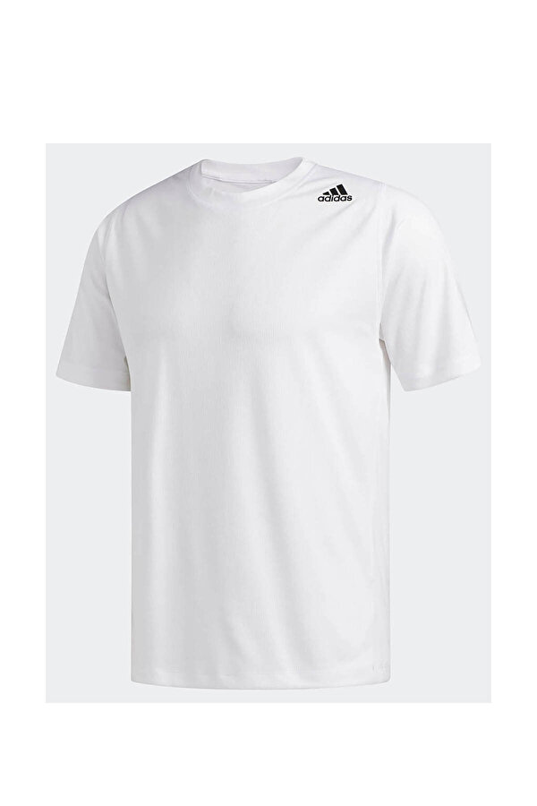 adidas FL_SPR Z FT 3ST Beyaz Erkek Kısa Kol T-Shirt