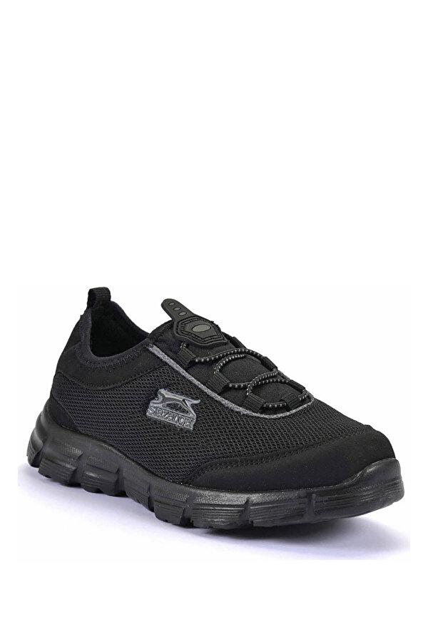 Slazenger FEVER Siyah Erkek Çocuk Sneaker Ayakkabı