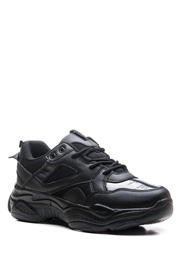 Slazenger TULIP Siyah Kadın Sneaker Ayakkabı