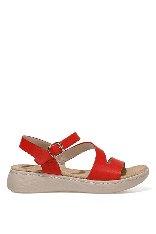 Nine West MARGARET 1FX Kırmızı Kadın Kalın Taban Sandalet