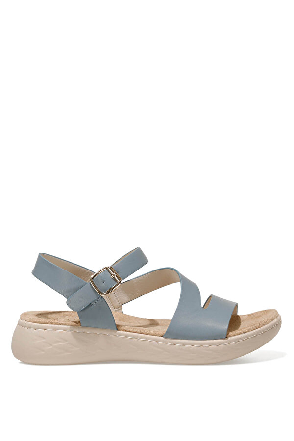 Nine West MARGARET 1FX Mavi Kadın Kalın Taban Sandalet