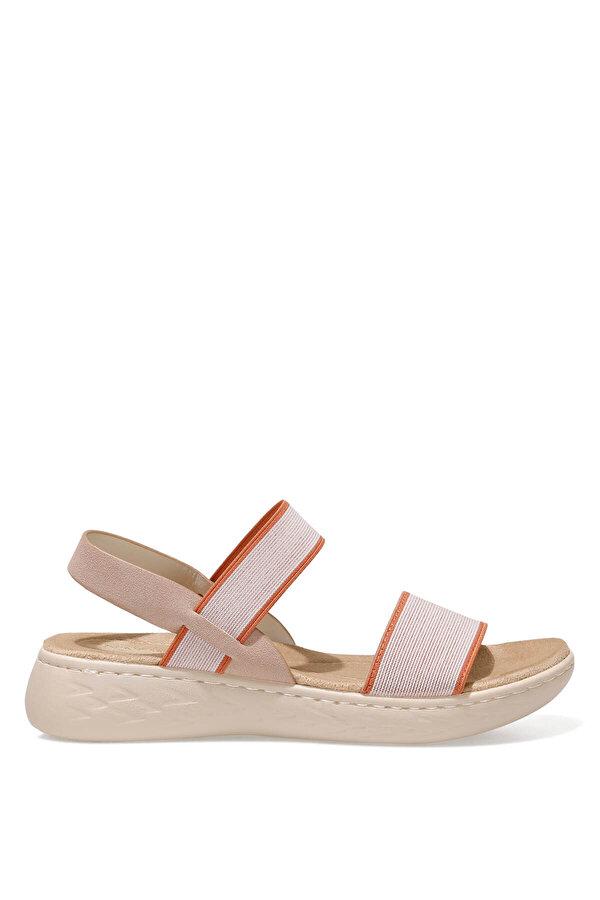 Nine West PAYNTER 1FX Turuncu Kadın Comfort Sandalet