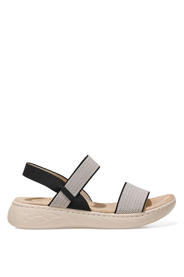 Nine West PAYNTER 1FX Siyah Kadın Comfort Sandalet