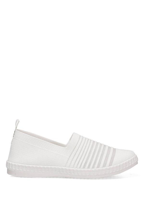 Nine West SHANA 1FX Beyaz Kadın Slip On Ayakkabı