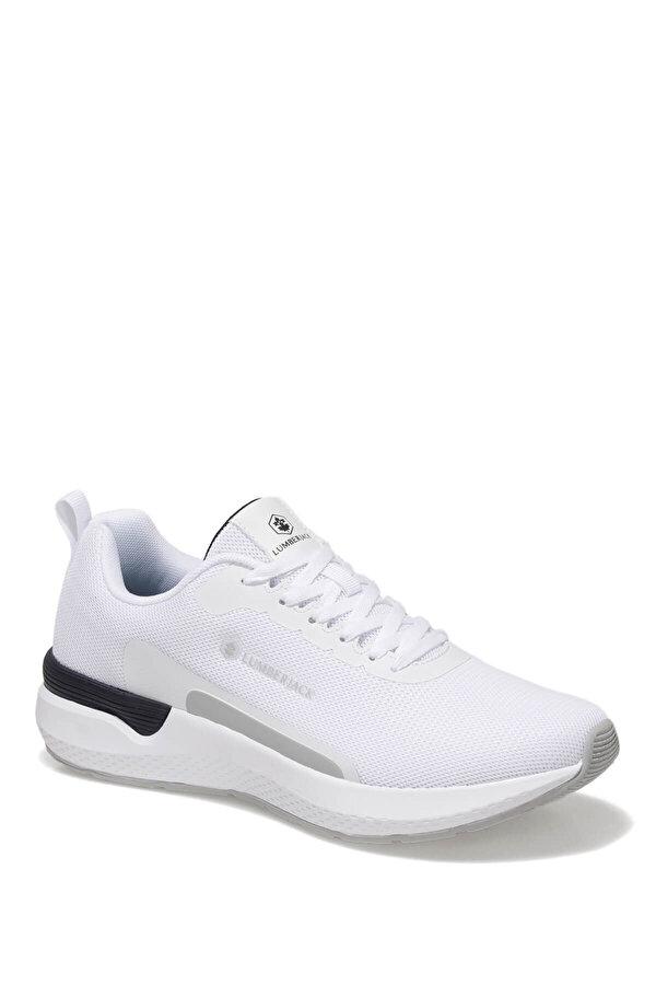 Lumberjack BELTRAN 1FX Beyaz Erkek Koşu Ayakkabısı