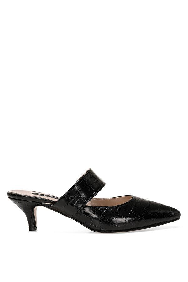 Nine West SENNES 1FX Siyah Kadın Gova Ayakkabı