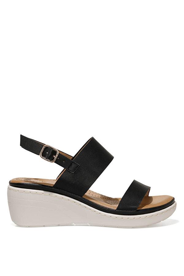 Nine West MAISIE 1FX Siyah Kadın Comfort Sandalet
