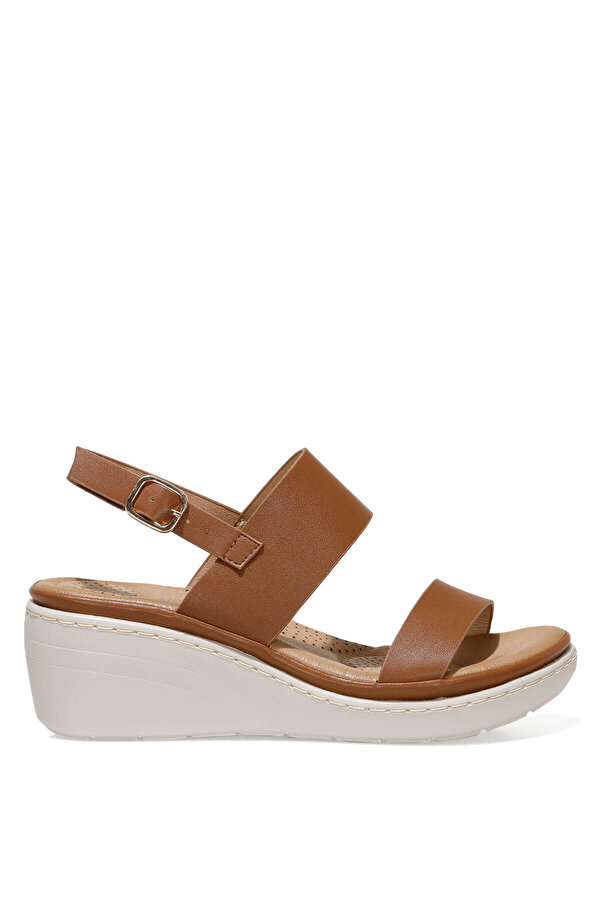 Nine West MAISIE 1FX Kahverengi Kadın Comfort Sandalet
