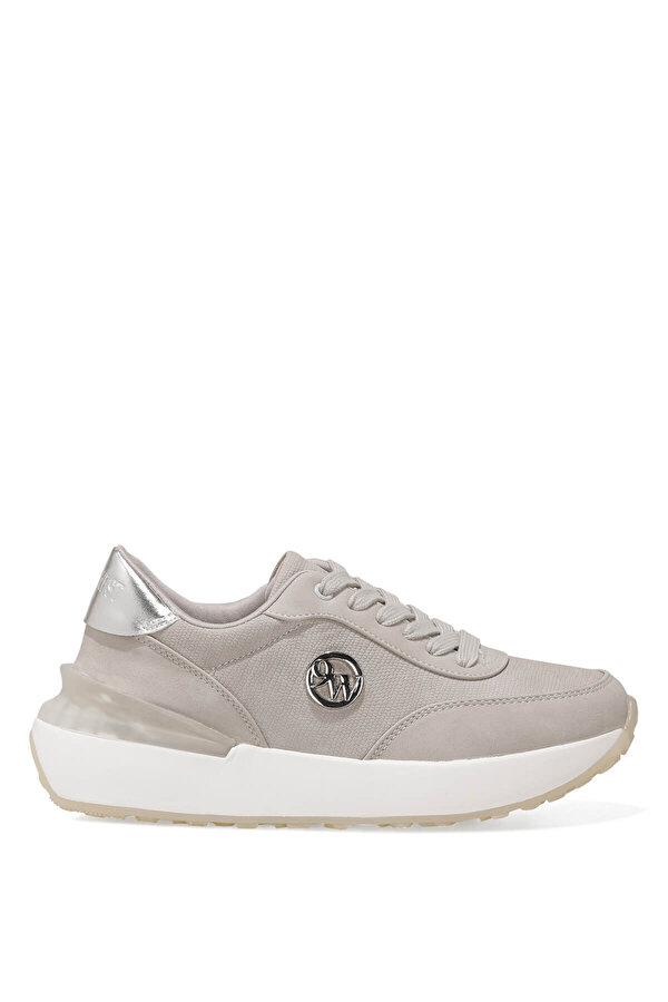 Nine West SKYLAR3 1FX Bej Kadın Sneaker