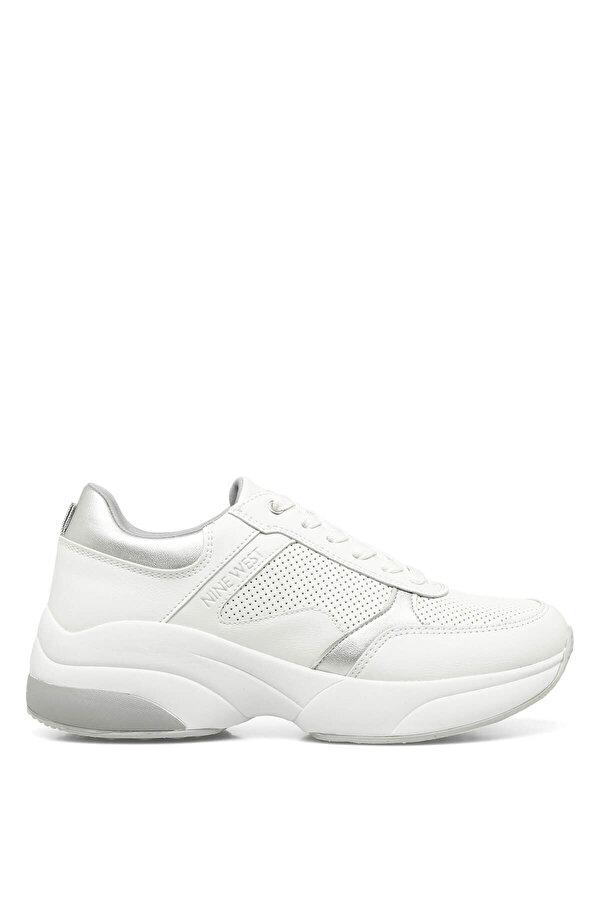 Nine West PATRICIA 1FX Beyaz Kadın Sneaker