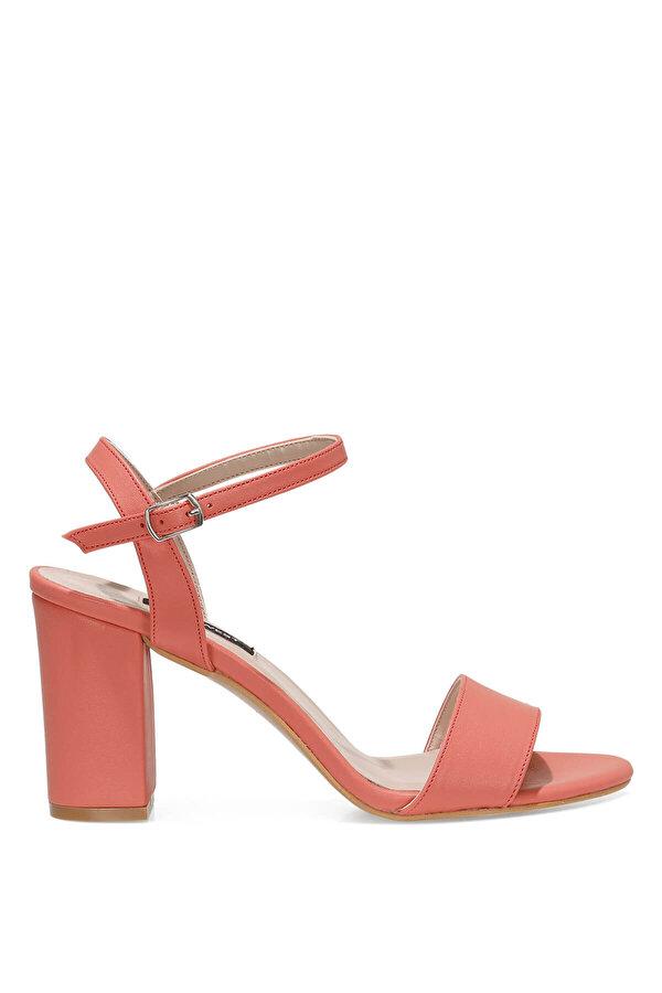 Nine West SIMEL 1FX Somon Kadın Topuklu Sandalet