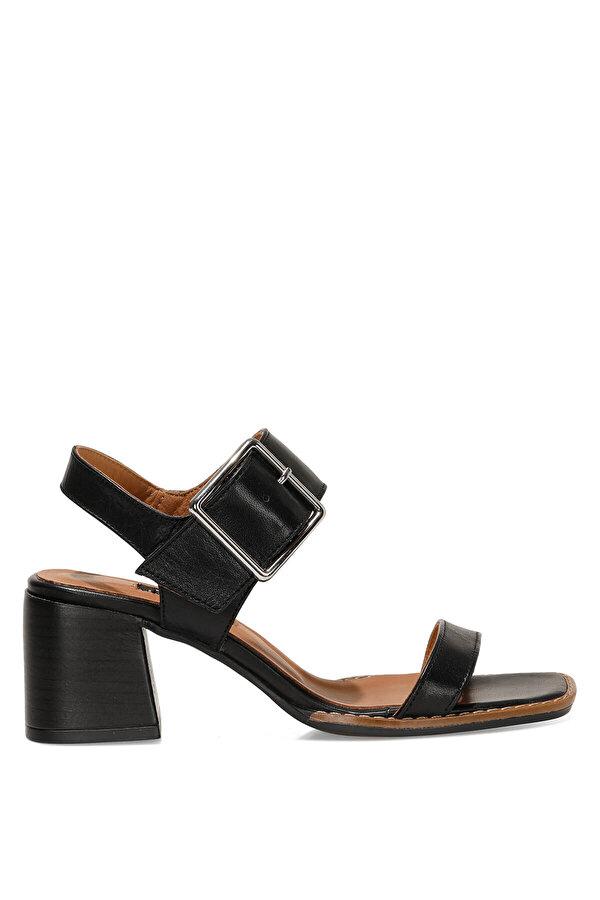 Nine West SUMMEL 1FX Siyah Kadın Topuklu Sandalet