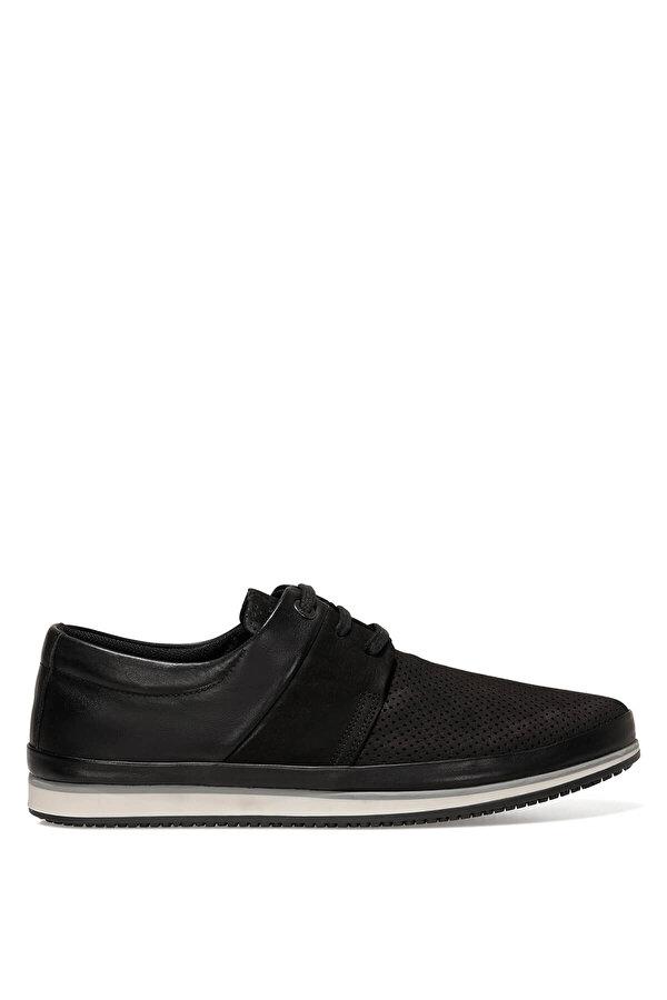 Nine West MOLEN 1FX Siyah Erkek Klasik Ayakkabı