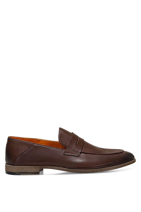 Nine West HUNA 1FX Kahverengi Erkek Klasik Ayakkabı