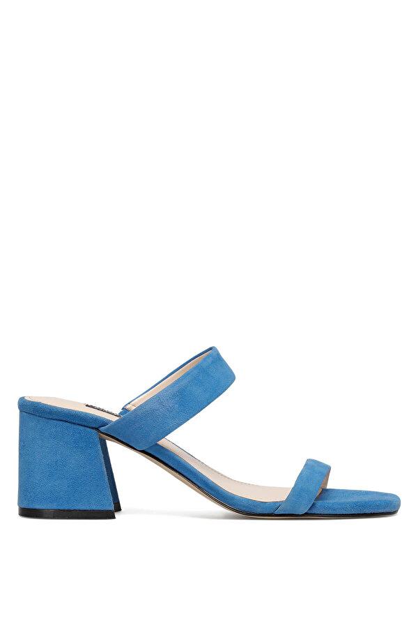 Nine West GALVIN Mavi Kadın Topuklu Terlik