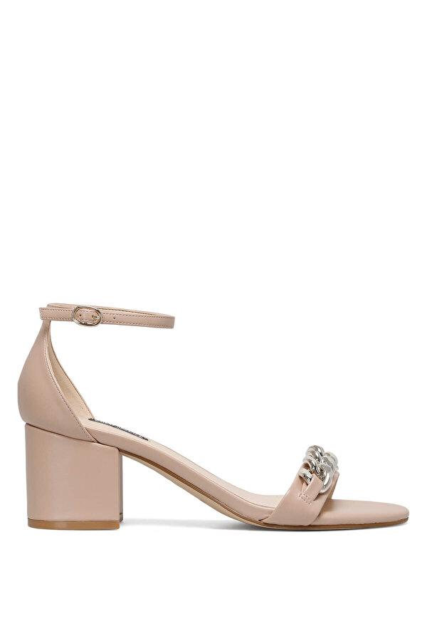 Nine West KIMBA3 NUDE Kadın Topuklu Sandalet