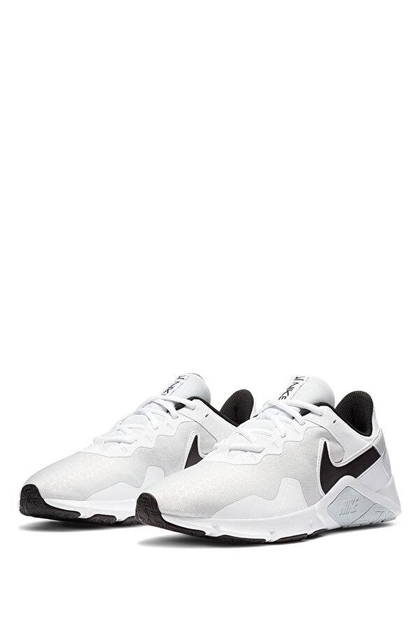 Nike LEGEND ESSENTIAL 2 Beyaz Erkek Koşu Ayakkabısı