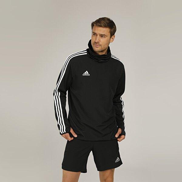 Adidas TIRO19 WRM TOP Siyah Erkek Sweatshirt