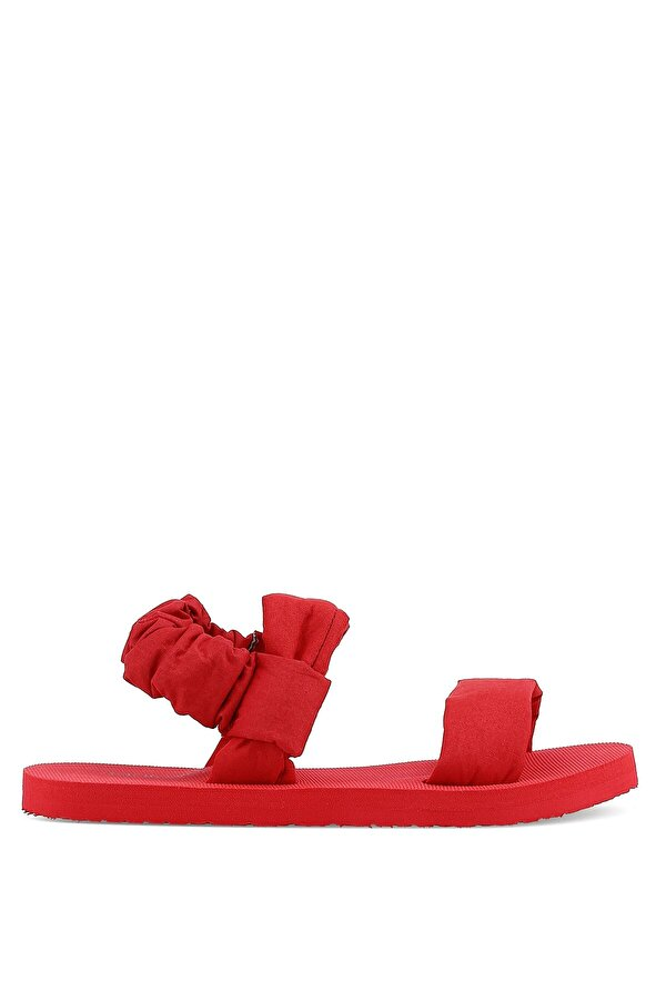 Nine West DANCEMOS 1FX Kırmızı Kadın Düz Sandalet