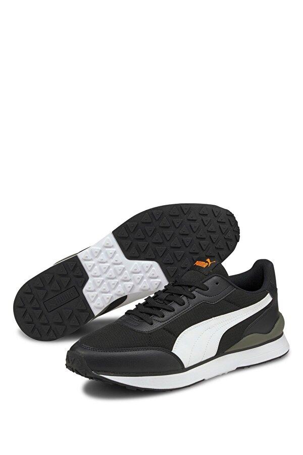 Puma R78 FUTR DECON Siyah Kadın Sneaker Ayakkabı