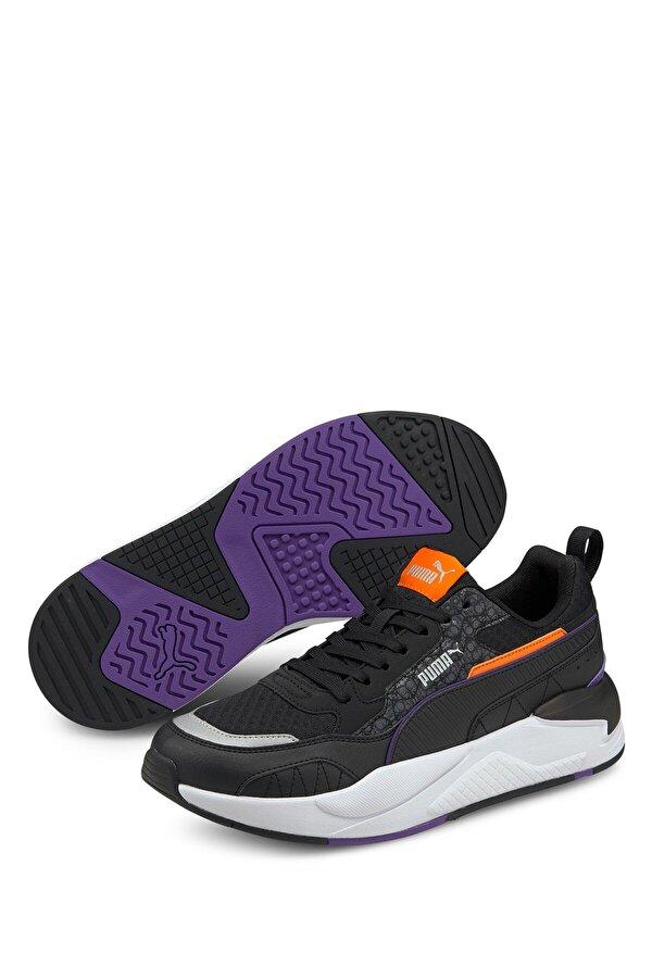 Puma X-RAY² SQUARE SCARY Siyah Erkek Koşu Ayakkabısı