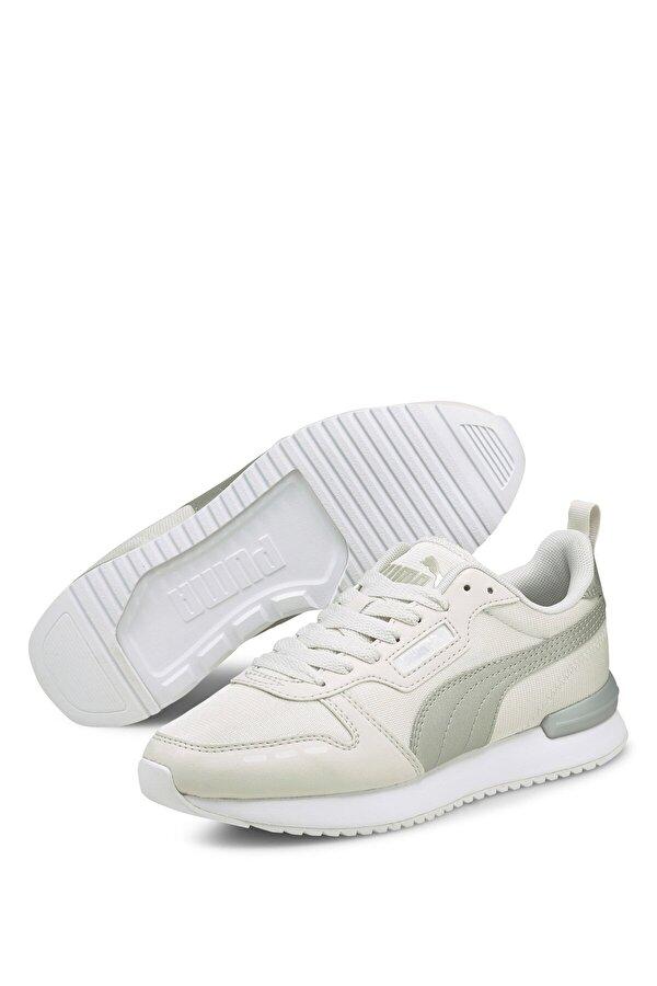 Puma R78 WNS METALLIC POP Bej Kadın Sneaker Ayakkabı